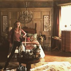 """4,264 Likes, 82 Comments - carina adly mackenzie (@cadlymack) on Instagram: """"I'm Freya Mikaelson & welcome to MTV Cribs. This is where the magic happens."""""""