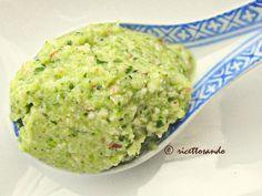 pesto di zucchine-