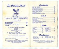Image result for leslie's chicken shack waco texas