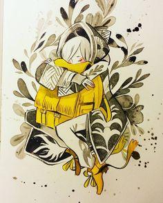Koyamori http://maruti-bitamin.tumblr.com/