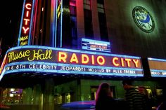 Two Twelve   Radio City Music Hall