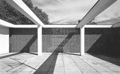 Risultati immagini per gardella dispensario antitubercolare Installation Art, Art Installations, Bauhaus, Cosmic, Sidewalk, Clouds, Landscape, Building, Photography