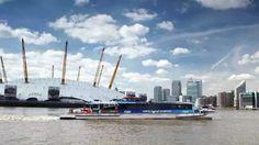 Rio Tamesis Londres
