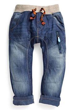 Buy Aqua Wash Rib Waist Jean (3mths-6yrs) from the Next UK online shop