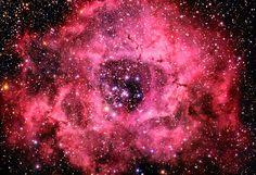 Rosette Nebula [Rose] by SirDouglasFresh