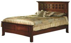 Amish Edenburg Bed E
