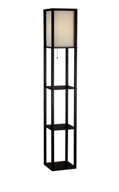 Wright Shelf Floor Lamp                                                                                                                                                     More