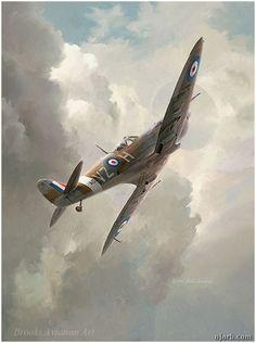 British spitfire.