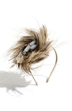 YESSSSS!!!!!!!  Tasha 'Foxy' Fascinator Headband available at #Nordstrom