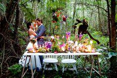 Oreillys Vineyard Wedding Reception Venue Gold Coast Hinterland! Marquee Weddings available! http://mrandmrsmarquee.com.au/oreillys-vineyards/