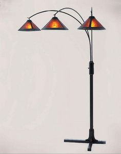 Mica 3 Arc Floor Lamp Chandelier ~ http://lanewstalk.com/tips-to-find-awesome-floor-lamps-for-house/