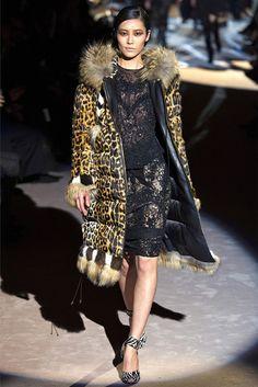 London Fashion Week: Tom Ford | Spazi di Lusso  http://www.spazidilusso.it/london-fashion-week-tom-ford/