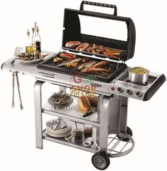 BARBECUES CAMPINGAZ A GAS C-LINE 2400-D RBS KW. 11,7 http://www.decariashop.it/barbecue-a-gas/1032-barbecues-campingaz-a-gas-c-line-2400-d-rbs-kw-117.html