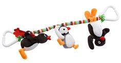 Vagnleksak, Pingu, 3-figurer