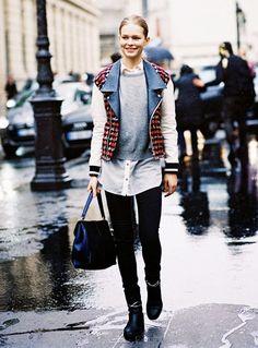 Street Style 2 via @WhoWhatWear