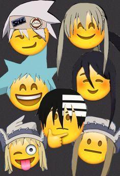 Image result for soul eater DTK smile