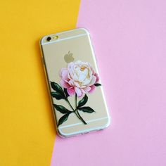 LONLEY ROSE  PHONE CASE