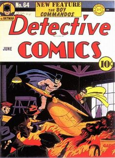 13 COVERS: A JERRY ROBINSON Birthday Celebration | 13th Dimension, Comics, Creators, Culture