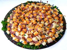 Meat and Cheese Tray Ideas | Sonny's Ironton Michigan Market: Deli Trays & Specialty Items