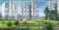 ** Hurry up Offers For Limited Times ** * Buy very Cheapest Flats Only @26 Lacs in Noida extension *
