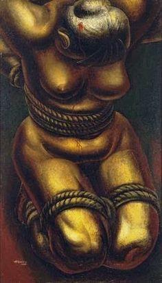 Siqueiros, David Alfaro - Social Realism | THE PRODIGIOUS CENTURY