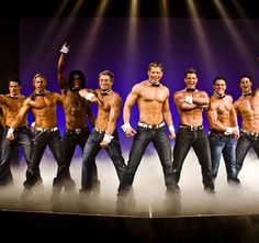 Chippendales bachelorette Party Packages