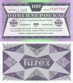 100 Korun Czechoslovakia 1990