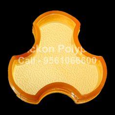 PVC Paver Moulds Manufacturer and Exporter Cement Pavers, Interlocking Pavers, Paver Blocks, Pvc Moulding, Cable Cover, Brick Design, Bricks, Interiors, Brick