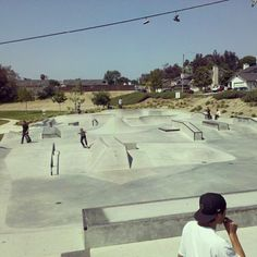 i have a irrational fear of the skate park even if i have been skating for 7 years.