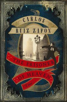 The Prisoner of Heaven By Carlos Ruiz Zafon. Provo Library pick for best books of 2012.
