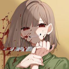 Octopath Traveler, Undertale Love, Satsuriku No Tenshi, Moon Painting, Manga Anime Girl, Creepy Cute, Illustrations And Posters, Character Drawing, Yandere
