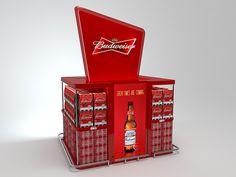 Budweiser on Behance