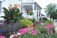 The Apple Blossom Inn in New Market, VA. It was the beautiful and lovingly cared for BnB we stayed in at the end of our honeymoon. Great people, beautiful space and wonderful food! I highly recommend a visit!