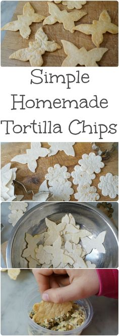 Tortilla Chips Baked on Pinterest | Mexican Chicken Recipes, Camping ...