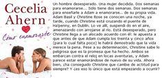 Cómo enamorarte- Cecelia Ahern