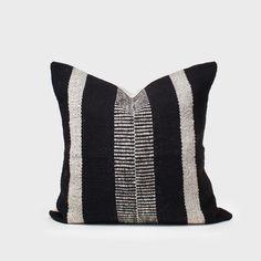 Lucero – Vintage Pillow – Shoppe Amber Interiors Modern Throw Pillows, Decorative Pillows, Bed Pillows, Cushions, Natural Wood Furniture, Furniture Wax, Scandinavian Pillows, Amber Interiors, Designer Pillow