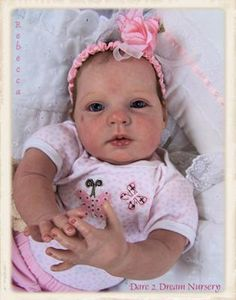 baby doll realistic