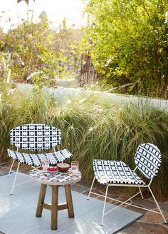Bombatta Indoor/Outdoor Chair | Anthropologie Outdoor Living