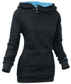 Why am I so obsessed with finding a cowl-neck hoodie. I barely even wear hoodies.