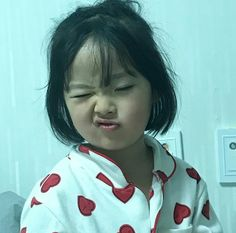 Cute Asian Babies, Cute Korean Girl, Korean Babies, Asian Kids, Cute Babies, Cute Little Baby, Cute Little Things, Little Babies, Cute Baby Meme