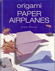 Origami Aviones de papel - Didier Bousin