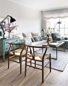 Tiffany Leigh Interior Design: Favourite Furniture Fridays: The Wishbone Chair