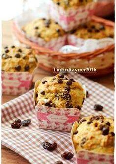 Banana Muffin Simple & Yummy