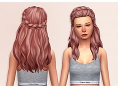 phaedra hair by theuglyducklings