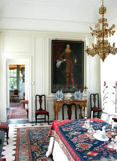 couturier dining room