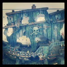 Barco pirata!