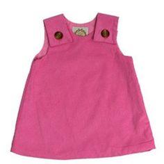 Juliet Jumper - Hamptons Hot Pink Corduroy