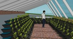 This summer we will build a passive solar Earth Ship greenhouse that ...