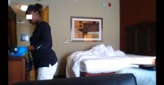 Video: Mira lo que hace el personal del limpieza de un hotel cuando dejas la habitacion
