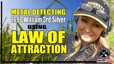 Metal Detecting William 3rd silver using the LAW of ATTRACTION Dawn Pictures, Metal Detecting, Digger, Law Of Attraction, Youtube, Youtubers, Youtube Movies